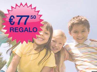 RECARGA €50 Y OBTÉN €77.50 DE REGALO